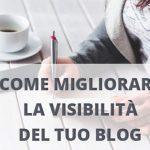 visibilita blog